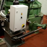 Nytillverkad kompakt pådragsregulator