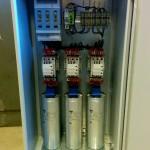 Kondensatorskåp
