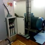 Bodane Kondensator och generator
